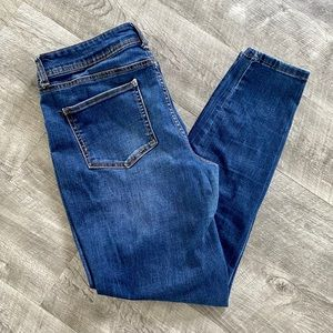 Maurices Denim Jeans Skinny Style Large 32